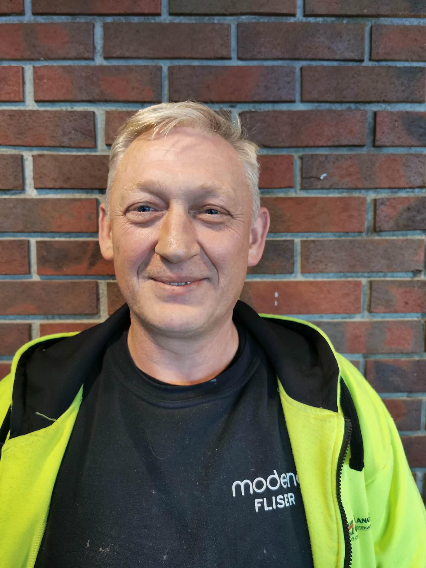 Andrezj Masurek – Hjelpearbeider